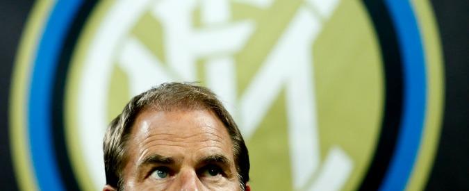 Inter, appello a Suning: esonerate De Boer, tanto lui neanche lo capirà (come non ha capito il calcio italiano) – VIDEO