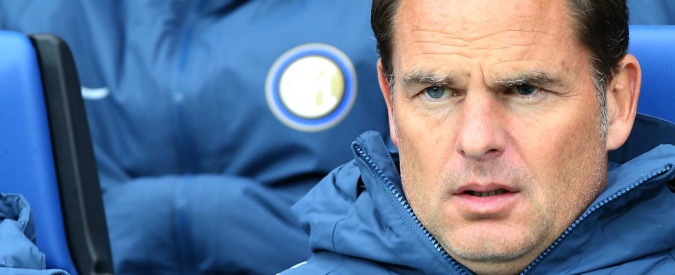 Inter, Frank De Boer esonerato. La società sogna Villas Boas, ma ha un accordo con Stefano Pioli
