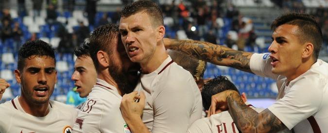 Edin Dzeko ora fa gol come il Batistuta dello scudetto: Roma e i romanisti dovrebbero chiedergli scusa – VIDEO