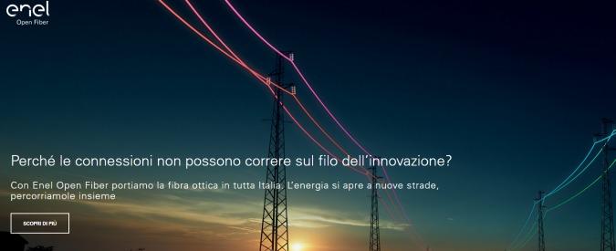 Banda ultralarga, tubi in cemento-amianto. Così la nuova rete Enel è a rischio-rallentamenti, da Treviso a Firenze