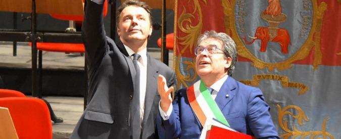 Sicilia, il Pd imbarca tutti: anche il sindaco di Belpasso con i Liberal di Enzo Bianco. Ma i dem locali non lo vogliono