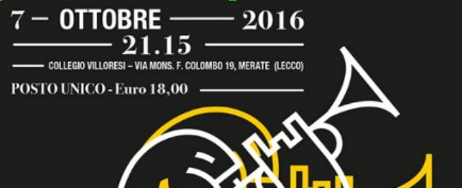 Leucemia, Fabrizio Bosso e la Monday Orchestra insieme per aiutare i bambini