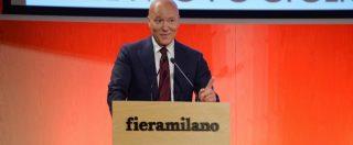 """Fiera Milano, commissariato ramo d'azienda. L'arrestato: """"Cestini da 500/600 euro ai dirigenti"""""""