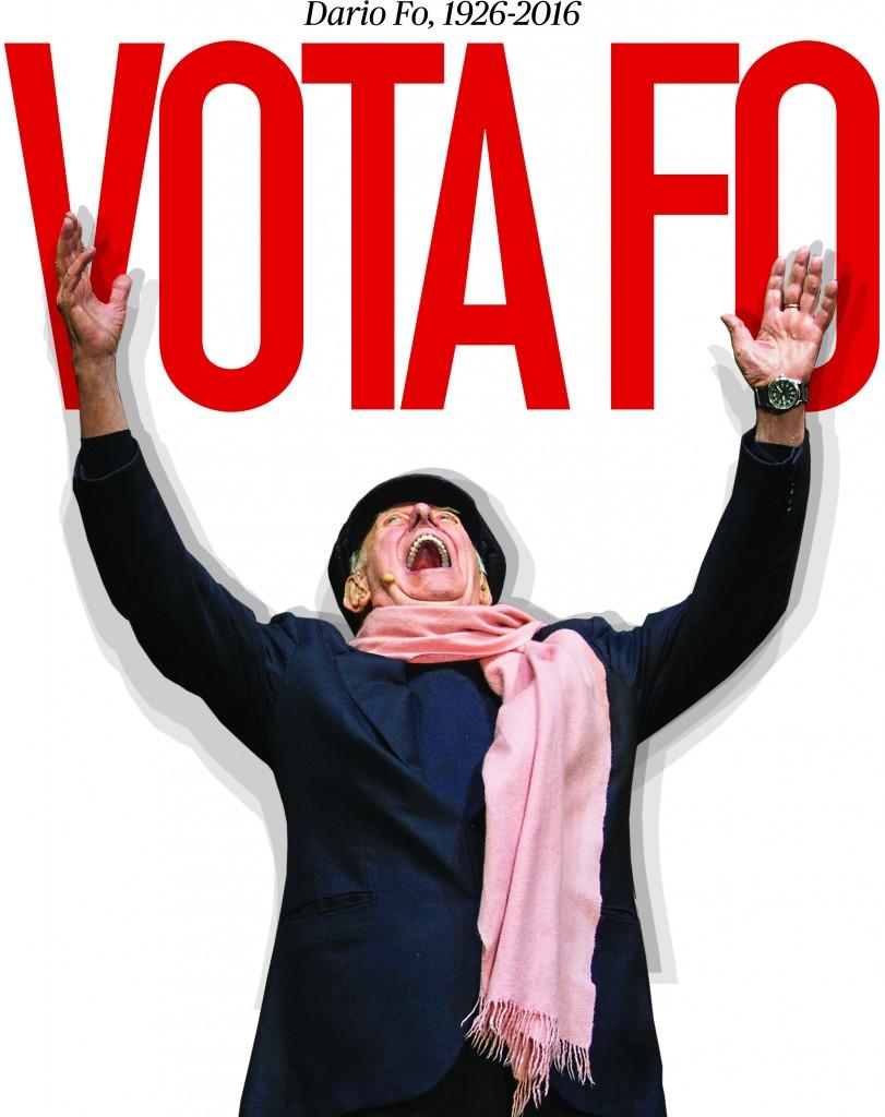 Sul Fatto del 14 ottobre: Dario Fo e la sua arte di lotta. Manifesto di un sano ribelle