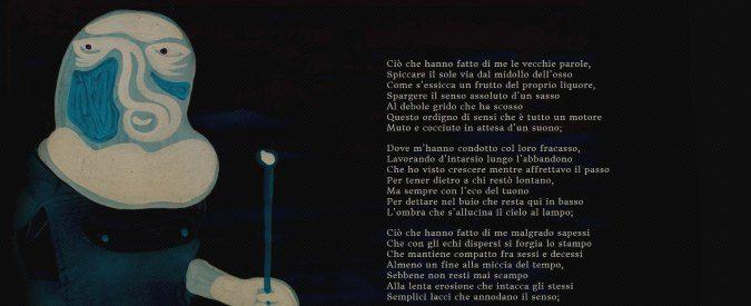 Poesia: Gabriele Frasca, il rischio del futuro