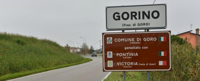 Lettera agli abitanti di Gorino, con mia profonda vergogna