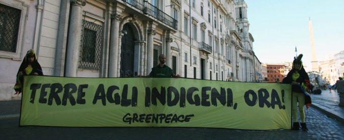 Amazzonia, il governo brasiliano intervenga in difesa dei popoli indigeni