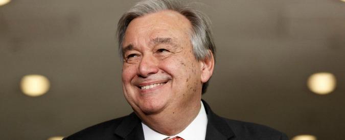 Onu, l'ex premier del Portogallo Antonio Guterres è il nuovo segretario generale