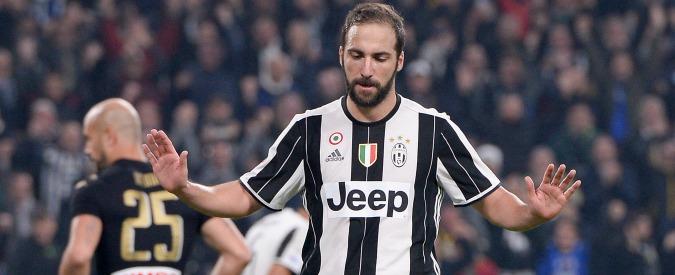 Higuain ha avuto ragione: mentre il Napoli pensa al futuro, la Juve vince. Mercenario? E' solo un professionista