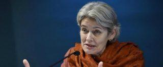 """Unesco, confermata risoluzione su Spianata criticata da Israele. """"Minacce di morte a direttrice Irina Bokova"""""""