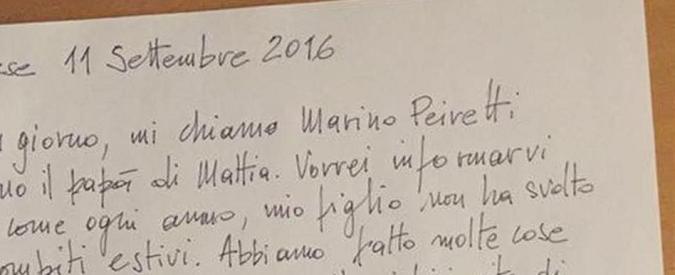 Compiti a casa, avete rotto con queste lettere agli insegnanti
