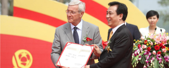 Marcello Lippi vicino a diventare il nuovo commissario tecnico della Cina: manca solo l'ufficialità