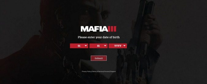 Mafia III: bambini, fate il vostro gioco