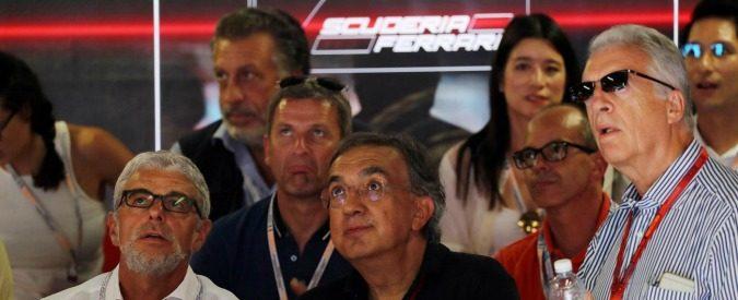 Ferrari, rosso Marchionne