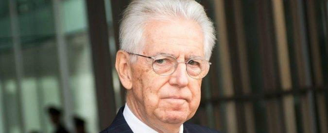 """Referendum, Monti: """"Voterò No, consenso di Renzi basato su elargizioni. Ma se perde il Sì non deve dimettersi"""""""