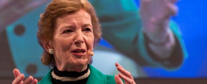 Amazzoni climatiche /2 – Mary Robinson, le persone al centro delle politiche