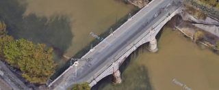 Terremoto, a Roma il ponte Mazzini chiuso ai pedoni. Inagibili tre chiese, evacuato il ministero dell'Ambiente