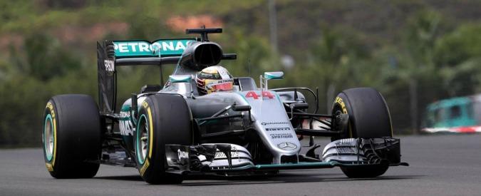 F1, Lewis Hamilton campione del mondo in Messico. A Vettel non basta una grande rimonta