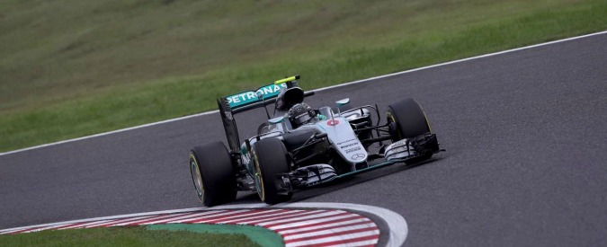 Formula 1 2016, griglia di partenza Gp Giappone: Mercedes in pole, la Ferrari spera. Diretta live (Orari gara Sky e Rai)