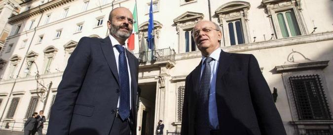 """Riforma penale, incontro governo-Anm. Davigo: """"Abbiamo esposto il nostro disagio, ma da Renzi aperture"""""""