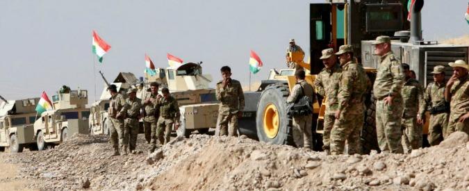 """Mosul, Isis uccide 284 civili. """"Uomini e bambini, presi come scudi umani e gettati in una fossa comune"""""""