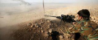 Iraq, prosegue l'avanzata curdo-irachena verso Mosul. Ma l'Isis apre nuovo fronte di guerra e attacca Rutba
