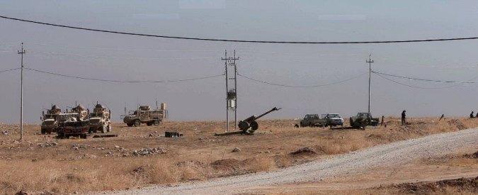 "Mosul, Al Arabiya: ""Peshmerga si sono fermati"". Proseguono raid aerei sulle postazioni Isis"