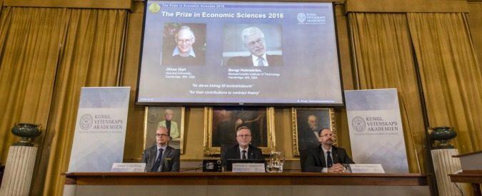 Premio Nobel per l'economia, a volte è meglio non assegnarlo