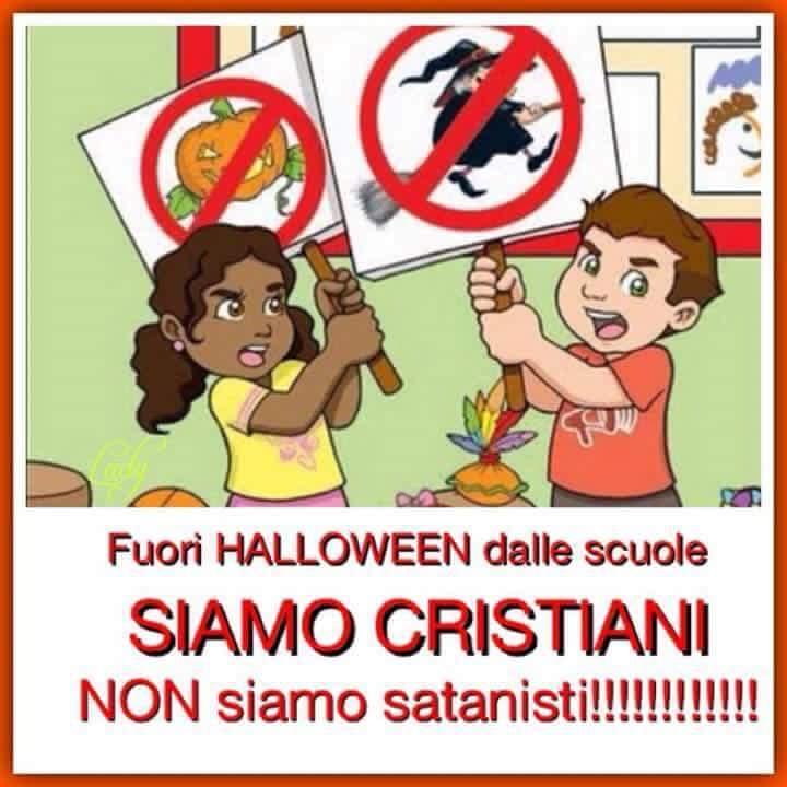 Halloween Dalla Lombardia Alla Sicilia Veglie Di Preghiera