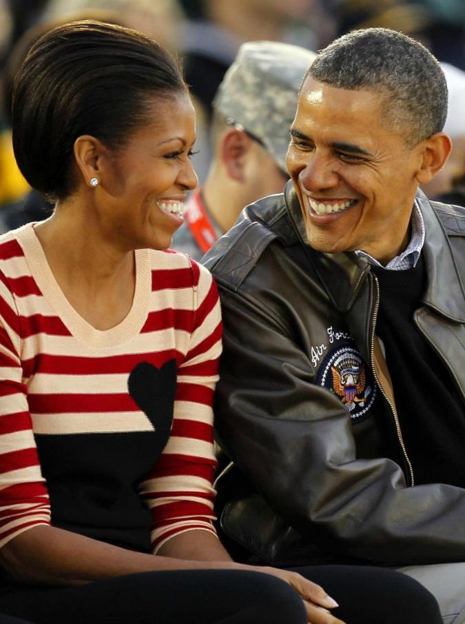 """Barack Obama e Michelle festeggiano 24 anni di matrimonio. Il tweet del Presidente: """"Ce ne saranno molti ancora"""""""