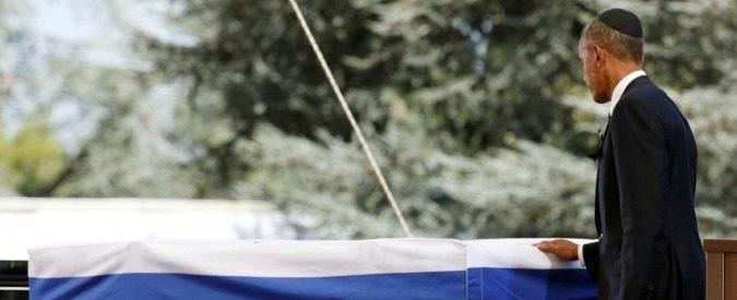 Shimon Peres, doppio uomo. Fece accordi con la Palestina per favorire Israele