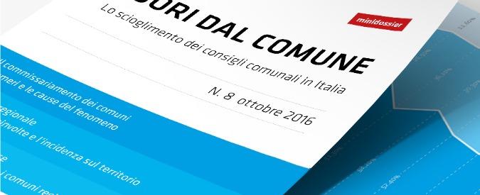 """Comuni commissariati, in Italia 170 l'anno. """"Colpiti"""" 2,5 milioni di cittadini"""
