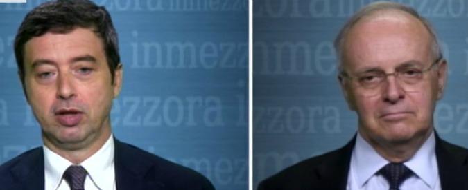 """Riforma giustizia, Orlando: """"Sciopero dei magistrati? Sarebbe incomprensibile"""" Davigo: """"Ma vogliamo parlare con Renzi"""""""
