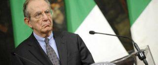 """Manovra, Padoan: """"Se l'Unione Europea boccia l'Italia è l'inizio della fine"""""""