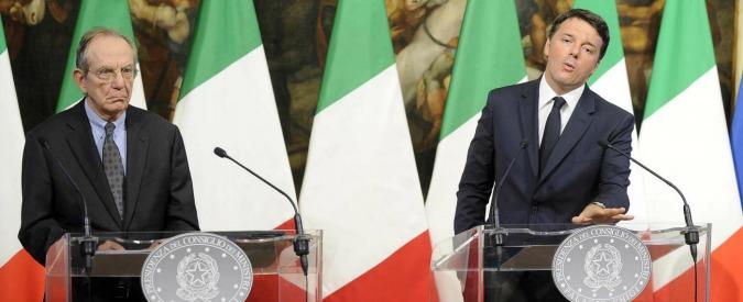 """Legge di Bilancio, Renzi: """"Ue contesta il deficit? Se vogliono discutere su spese per l'immigrazione ci diano una mano loro"""""""