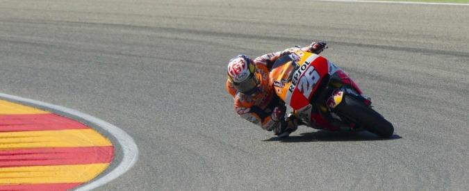 """Moto Gp Giappone, Pedrosa cade e si frattura la clavicola: """"Spero di tornare a gareggiare il più presto possibile"""""""