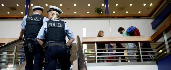"""Germania, arrestato il sospetto terrorista degli attacchi a Chemnitz. """"Preso grazie a una segnalazione di un connazionale"""""""