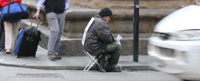 """Povertà, dossier di Openpolis: """"Più che raddoppiata nell'arco di dieci anni"""""""