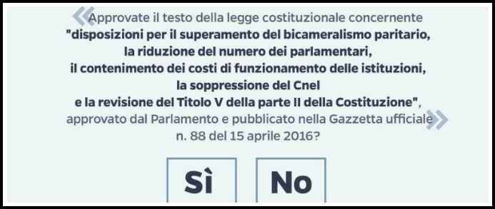 """Referendum, Tar Lazio respinge il ricorso M5s e Sinistra sul quesito: """"Inammissibile per difetto di giurisdizione"""""""