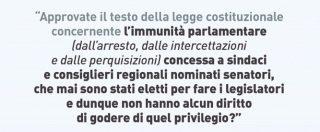 Referendum costituzionale 2016, il quesito tradotto in italiano