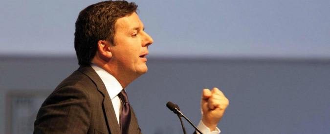 """Renzi ai sindaci: """"Rottamare la filosofia Checco-Zaloniana. L'impiegato pubblico senta l'onore del servizio"""""""