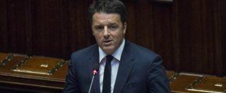 """Renzi contro l'Ue: """"Frenetico immobilismo. Vertice di Roma decisivo per il futuro"""""""