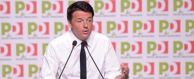Matteo Renzi doveva rottamare il debito pubblico, sta rottamando il suo partito