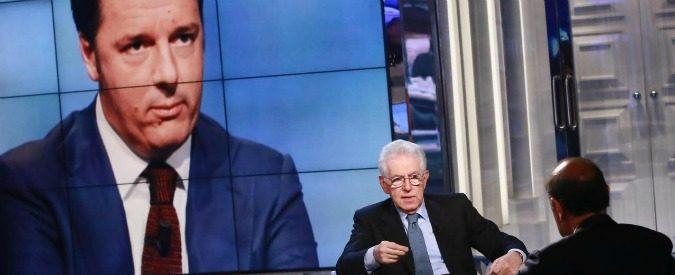 Referendum costituzionale, agli indecisi consiglio di ascoltare il Monti-pensiero