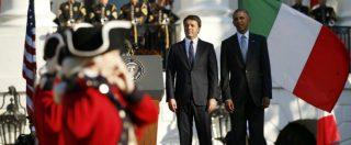 """Referendum, ora l'endorsement degli Usa è ufficiale. Obama: """"Il Sì può aiutare l'Italia"""" – FOTO e VIDEO"""