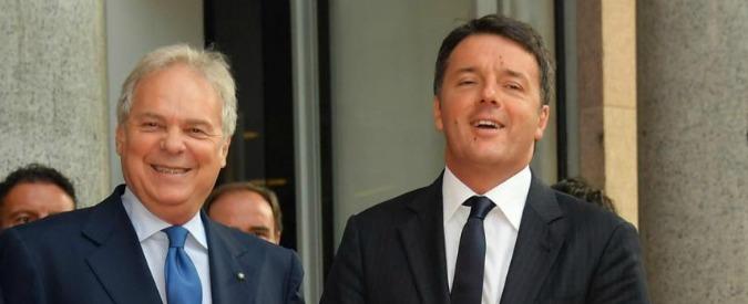 """Referendum, dopo il via libera di Renzi al Ponte sullo Stretto Salini avverte: """"Se vince il No l'industria andrà altrove"""""""