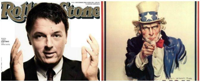 Rolling Stone: dopo Uncle Sam, Matteo Renzi. E il 4 dicembre vuole Noi