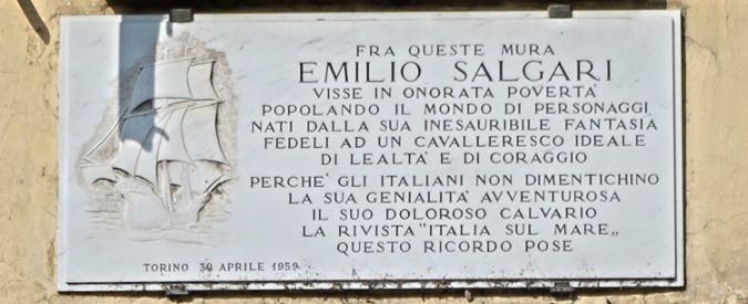 Emilio Salgari, vi presento l'uomo che mi ha fatto viaggiare di più