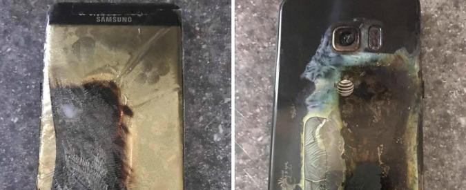 """Samsung blocca la vendita del Galaxy Note 7: """"Spegnetelo e non usatelo più"""""""
