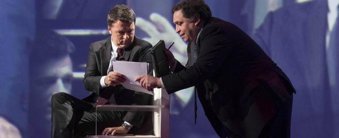 """Equitalia, quando il portavoce di Renzi diceva: """"Chi azzera le sanzioni si prende l'Italia per 10 anni"""""""